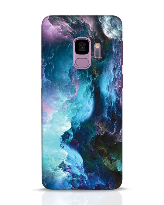 Shop Cloudy Samsung Galaxy S9 Mobile Cover-Front