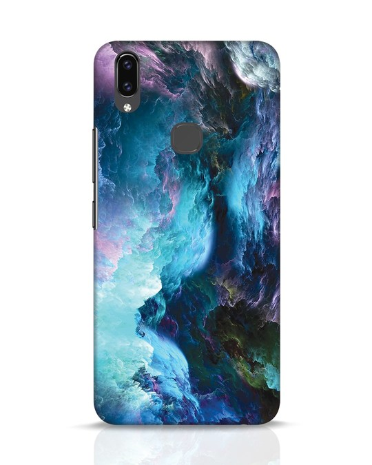 Shop Cloudy Vivo V9 Mobile Cover-Front