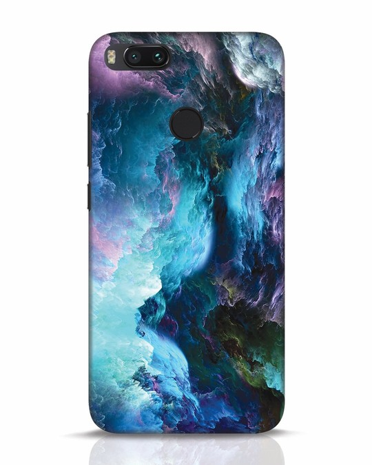 Shop Cloudy Xiaomi Mi A1 Mobile Cover-Front