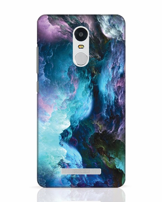 Shop Cloudy Xiaomi Redmi Note 3 Mobile Cover-Front