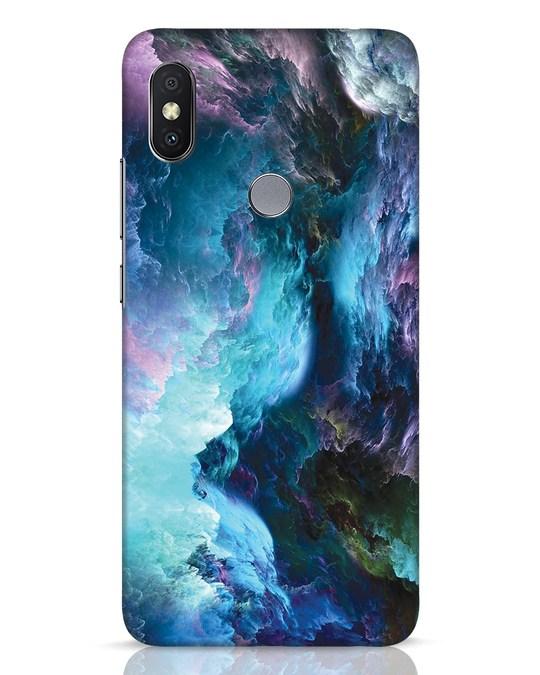 Shop Cloudy Xiaomi Redmi Y2 Mobile Cover-Front