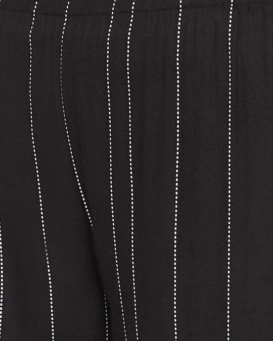 Shop Sassy Stripes Top & Pyjama Set