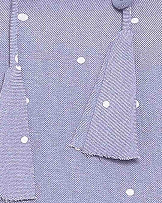 Shop Women Polka Print Top & Pyjama Set-Full