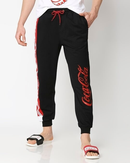 Shop Coca-Cola Color Block Jogger-Back