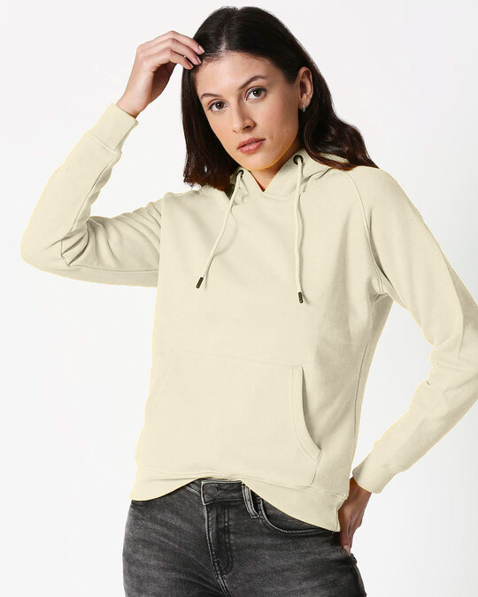 Shop Coconut Milk Basic Hoodie Sweatshirt-Design