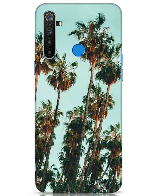 Shop Coconutree Realme 5 Mobile Cover-Front