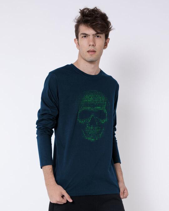 Shop Code Till You Die Full Sleeve T-Shirt-Full