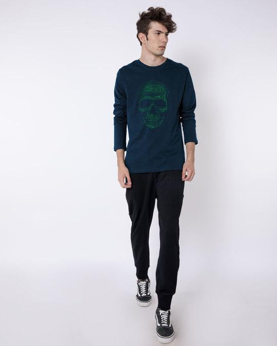 Shop Code Till You Die Full Sleeve T-Shirt