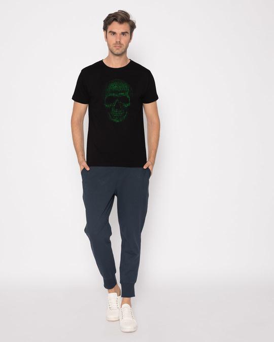 Shop Code Till You Die Half Sleeve T-Shirt