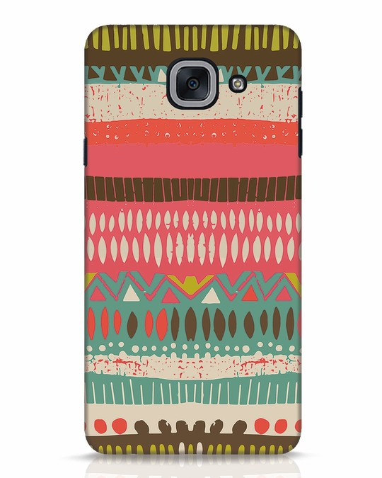 Shop Color Pile Samsung Galaxy J7 Max Mobile Cover-Front