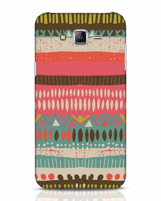 Shop Color Pile Samsung Galaxy J7 Mobile Cover-Front
