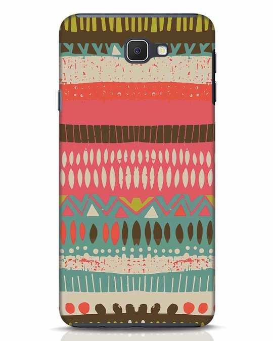 Shop Color Pile Samsung Galaxy J7 Prime Mobile Cover-Front
