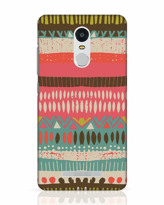 Shop Color Pile Xiaomi Redmi Note 3 Mobile Cover-Front