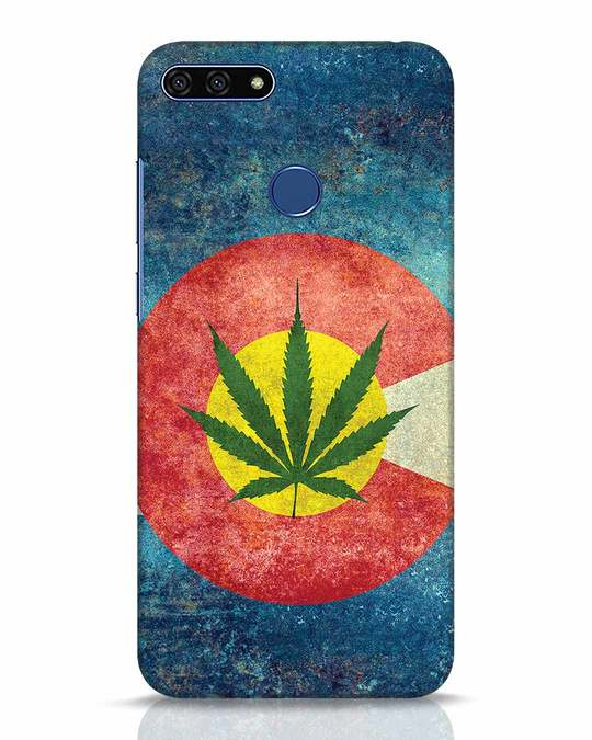 Shop Colorado Flag Huawei Honor 7A Mobile Cover-Front