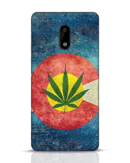 Shop Colorado Flag Nokia 6 Mobile Cover-Front