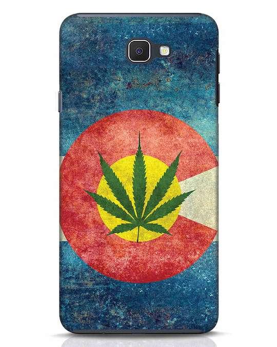 Shop Colorado Flag Samsung Galaxy J7 Prime Mobile Cover-Front
