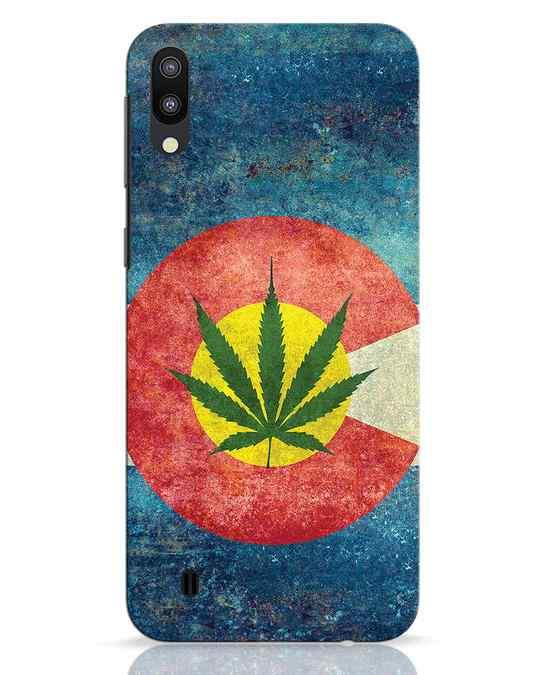 Shop Colorado Flag Samsung Galaxy M10 Mobile Cover-Front