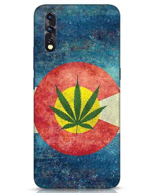 Shop Colorado Flag Vivo Z1x Mobile Cover-Front