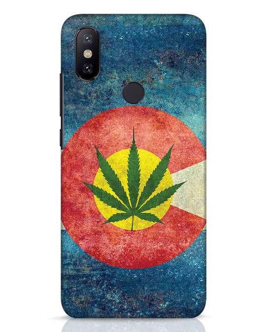 Shop Colorado Flag Xiaomi Mi A2 Mobile Cover-Front