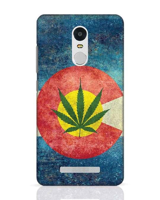 Shop Colorado Flag Xiaomi Redmi Note 3 Mobile Cover-Front