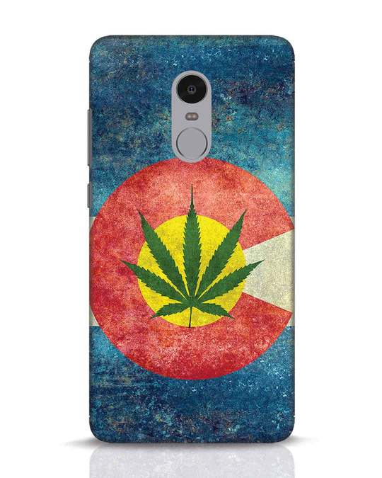 Shop Colorado Flag Xiaomi Redmi Note 4 Mobile Cover-Front