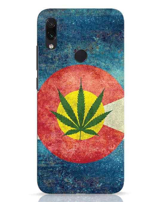 Shop Colorado Flag Xiaomi Redmi Note 7 Mobile Cover-Front
