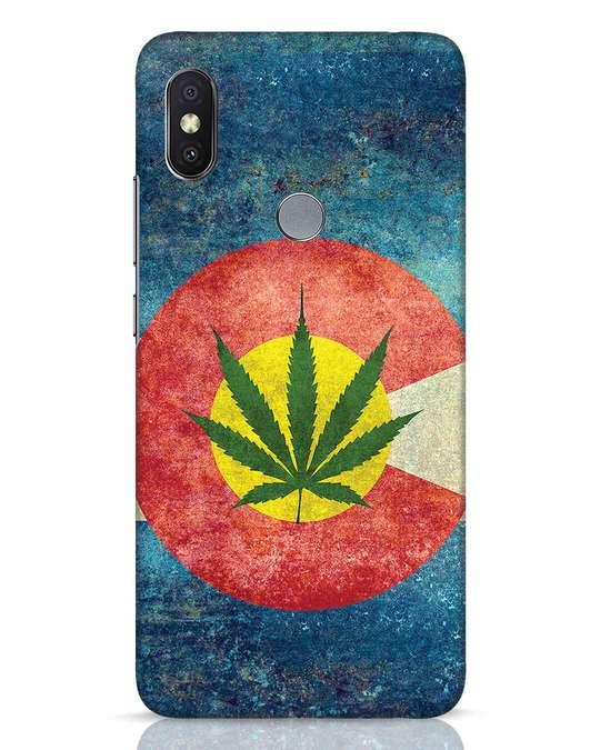 Shop Colorado Flag Xiaomi Redmi Y2 Mobile Cover-Front