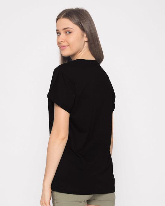 Shop Colors Of Infinity Boyfriend T-Shirt-Full