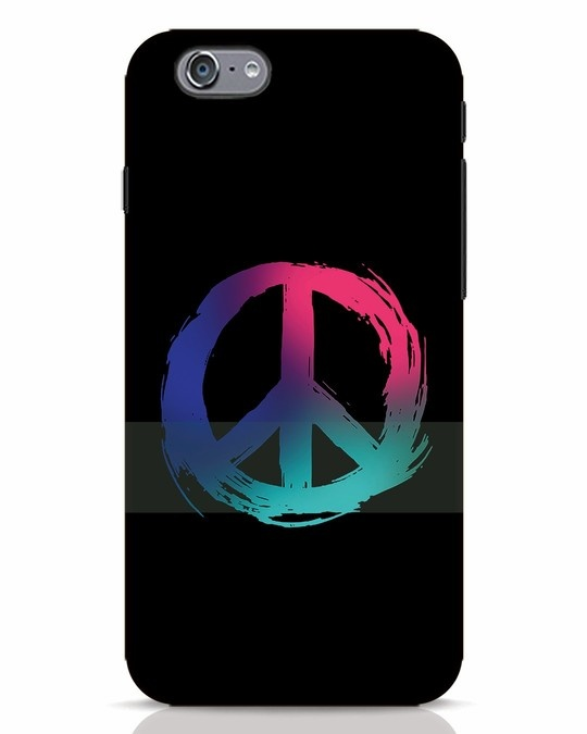 Shop Colors Of Peace iPhone 6 Mobile Cover-Front