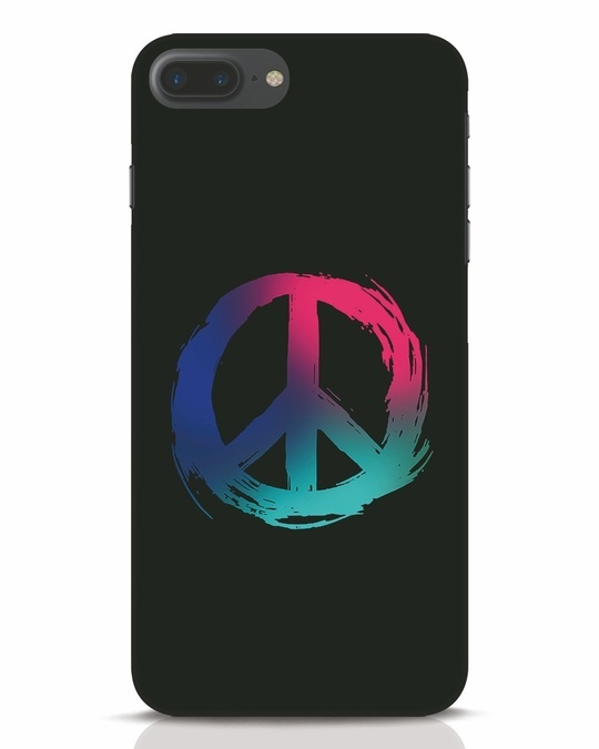 Shop Colors Of Peace iPhone 7 Plus Mobile Cover-Front