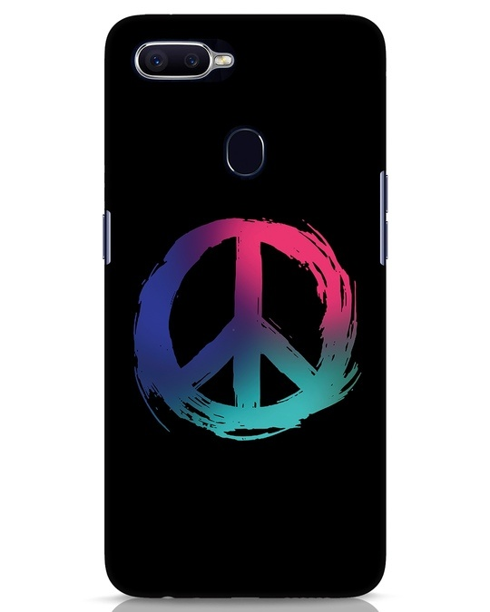 Shop Colors Of Peace Realme 2 Pro Mobile Cover-Front