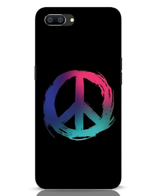 Shop Colors Of Peace Realme C1 Mobile Cover-Front