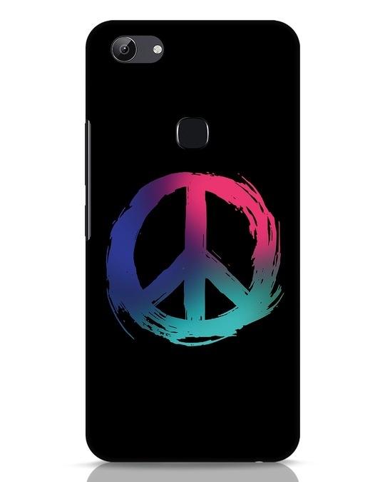 Shop Colors Of Peace Vivo Y83 Mobile Cover-Front