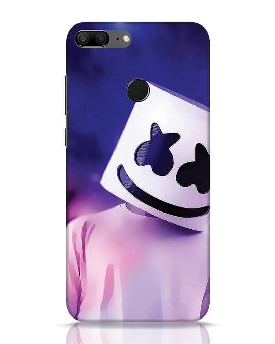 Shop Colourful Mellow Huawei Honor 9 Lite Mobile Cover-Front