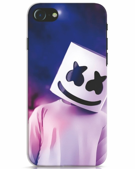 Shop Colourful Mellow iPhone 8 Mobile Cover-Front