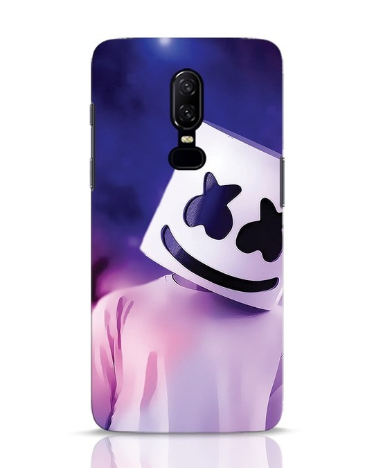 Shop Colourful Mellow OnePlus 6 Mobile Cover-Front