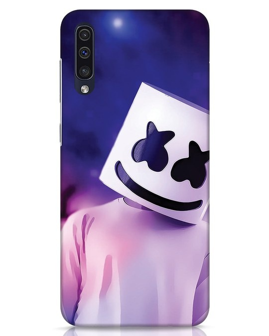 Shop Colourful Mellow Samsung Galaxy A50 Mobile Cover-Front