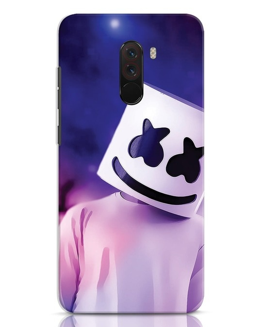 Shop Colourful Mellow Xiaomi POCO F1 Mobile Cover-Front