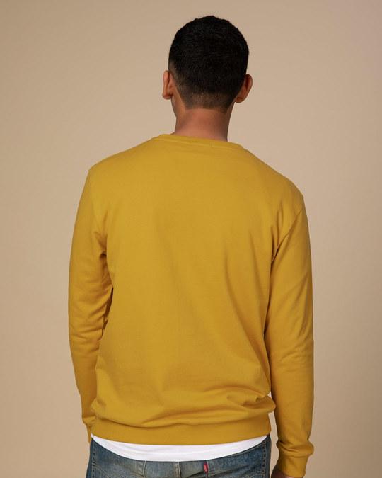 Shop Coming Through Mickey Sweatshirt (DL)-Back