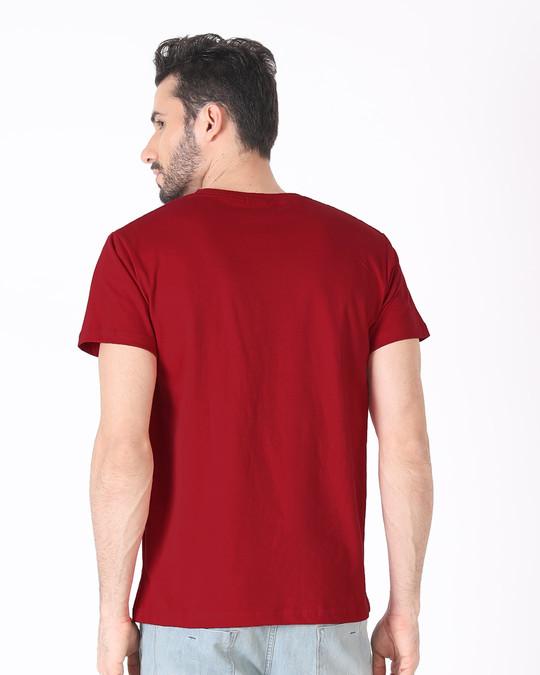 Shop Coming Through Mickey Half Sleeve T-Shirt (DL)-Full