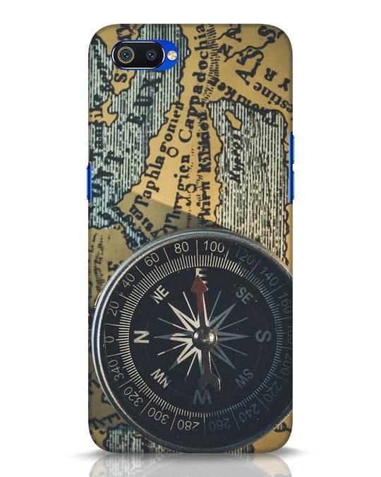 Shop Compass Realme C2 Mobile Cover-Front