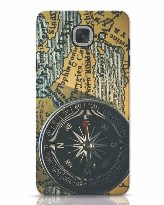Shop Compass Samsung Galaxy J7 Max Mobile Cover-Front