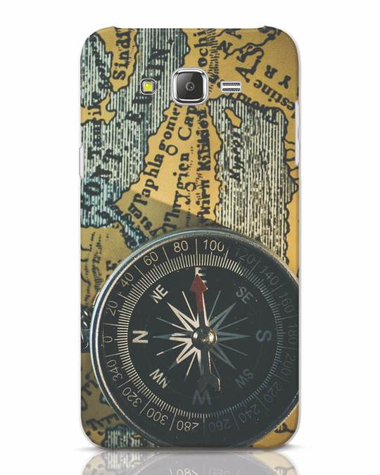 Shop Compass Samsung Galaxy J7 Mobile Cover-Front
