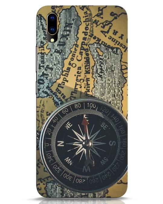 Shop Compass Vivo V11 Pro Mobile Cover-Front