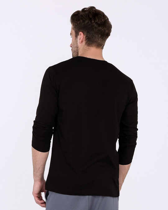 Shop Compass Wanderlust Full Sleeve T-Shirt-Back