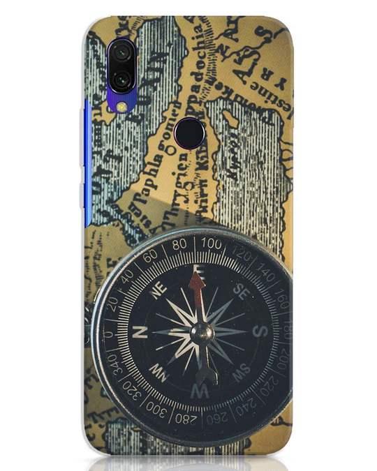 Shop Compass Xiaomi Redmi 7 Mobile Cover-Front