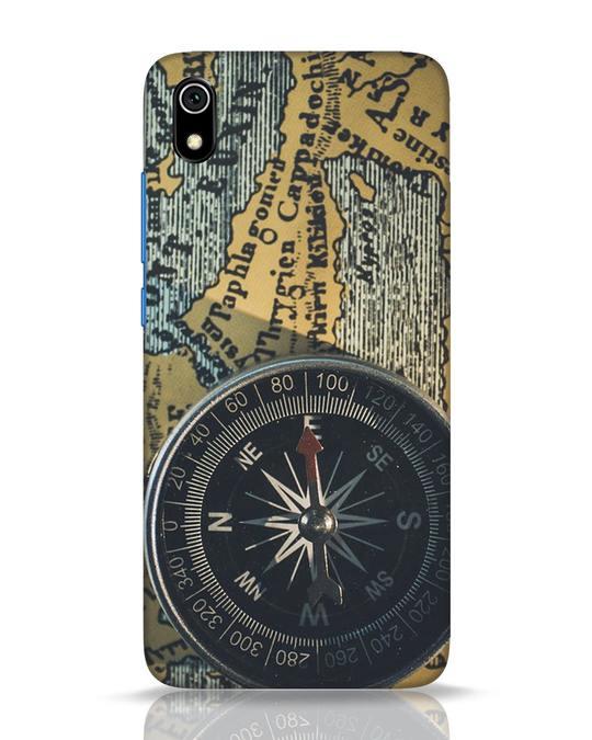 Shop Compass Xiaomi Redmi 7A Mobile Cover-Front
