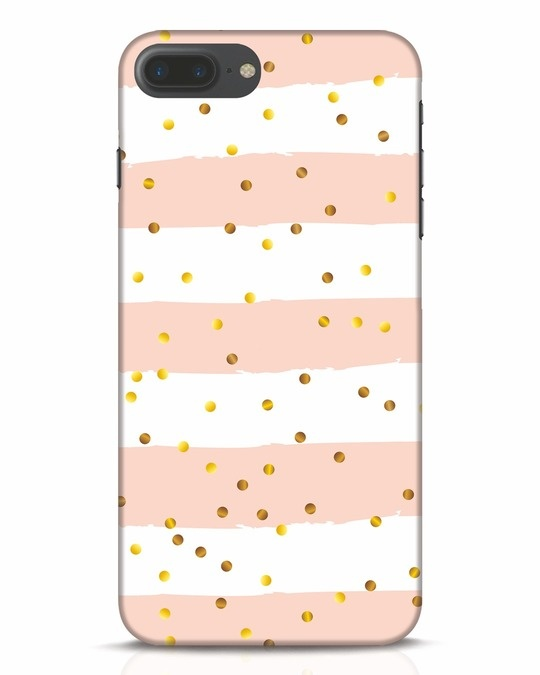Shop Confetti iPhone 7 Plus Mobile Cover-Front
