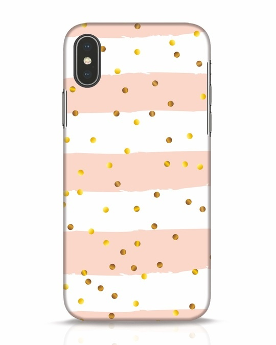 Shop Confetti iPhone X Mobile Cover-Front