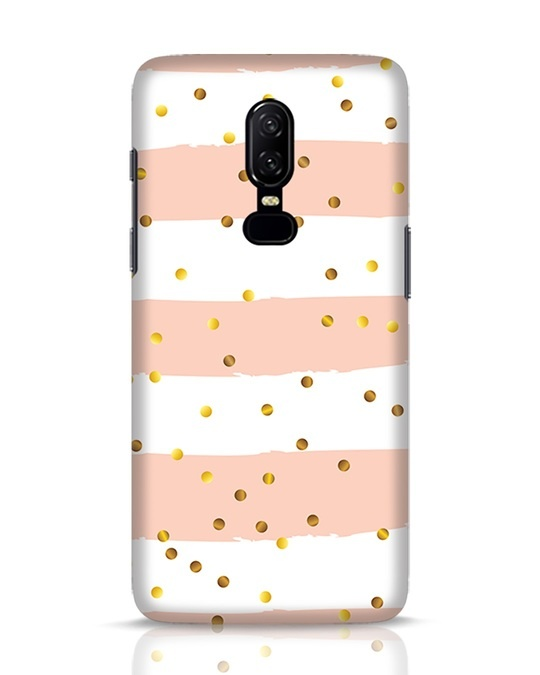 Shop Confetti OnePlus 6 Mobile Cover-Front